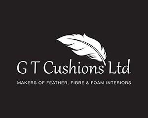 GT Cushions Logo